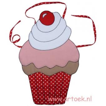 cupcake-schort