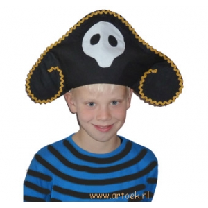 patroon-piratensteek