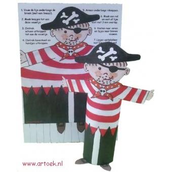 traktatie-piraat