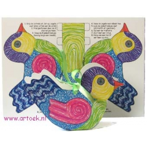 regenboogvogeltje