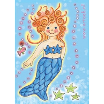 zeemeerminnenkaart